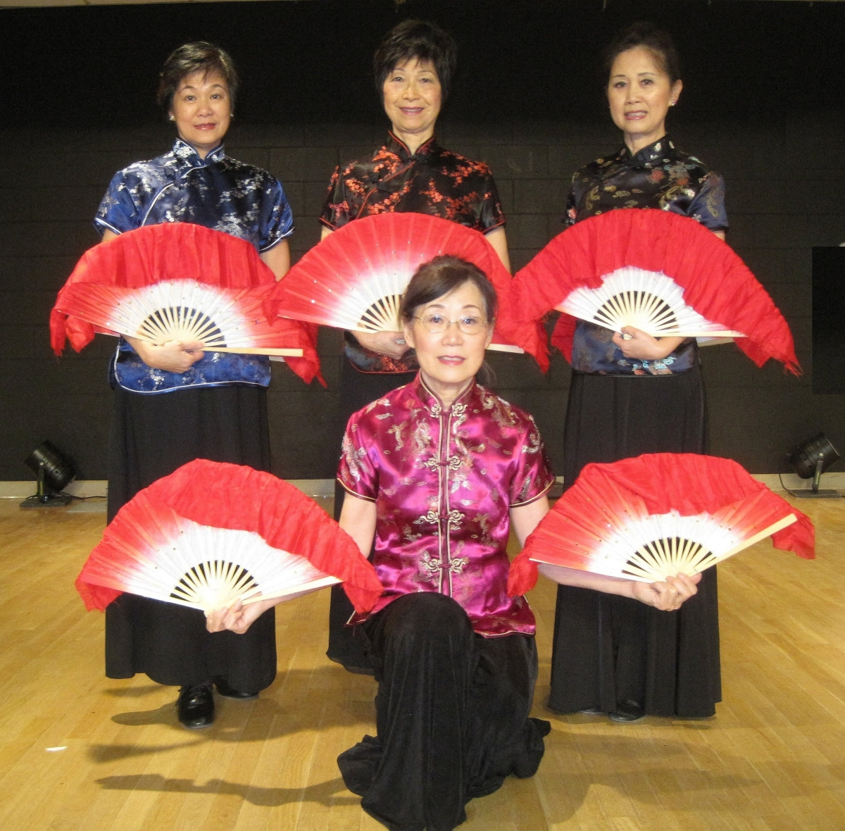 Chinese Fan Dance 5