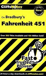 Fahrenheit 451 (Cliffs Notes) (Paperback) by Kristi Hiner