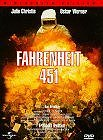 Fahrenheit 451 (1966) DVD from Image Entertainment, Starring Oskar Werner, Julie Christie. Director: Francois Truffault