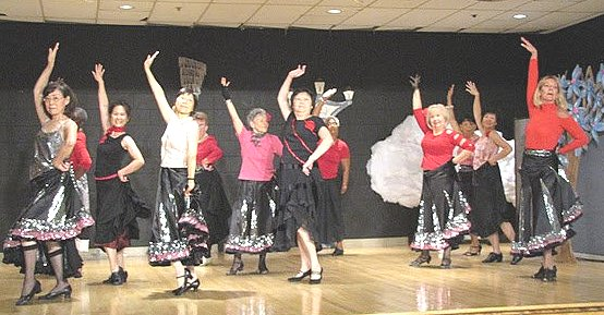Paso Doble by Merilyn and Dancers Photo by Lina Zita?
