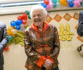 Hazel McCallion's 95th Birthday Party hosted by MCBA Feb 2016