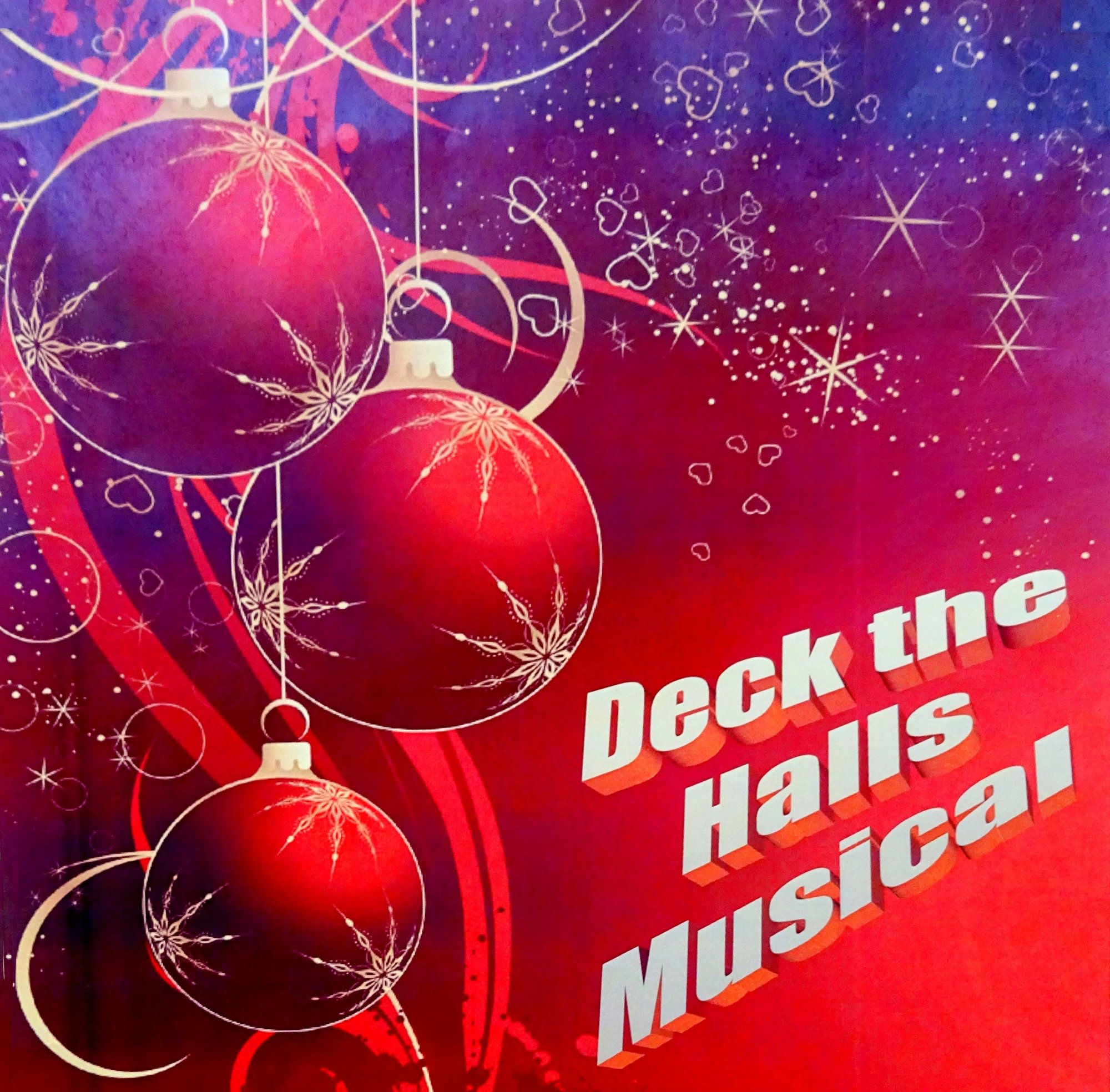 Deck the Hall Musical image from bydewey.com Deck the Halls Musical performance at VIVA Mississauga 2015