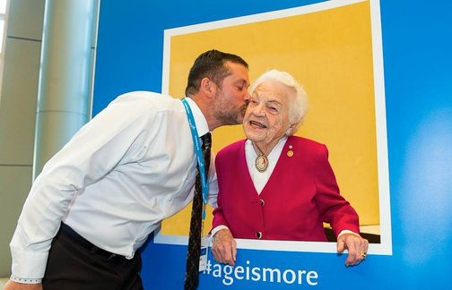 Hazel McCallion Revera Age Is More Program Google image from from https://pbs.twimg.com/media/CbMtC-CWEAAOniT.jpg