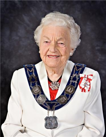 Mayor Hazel McCallion portrait image from http://www.mississauga.ca/portal/cityhall/mayorsoffice