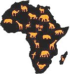 Africa image from http://findicons.com/search/africa
