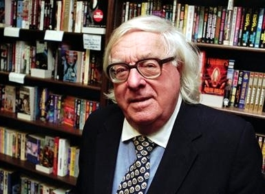 Ray Bradbury, photo by Steve Castillo, AP, image from http://content.usatoday.com/communities/entertainment/post/2012/06/author-ray-bradbury-dies-in-california/1#.T89toZiwXcw