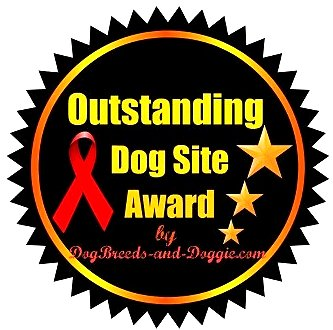 Award from Dogbreeds and doggie.com 16 April 2011