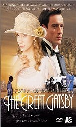 The Great Gatsby (A&E) (2001) (DVD) Starring: Mira Sorvino, Toby Stephens, Director: Robert Markowitz