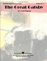 Literature Guide: The Great Gatsby by Kristen Bowers