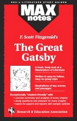 The Great Gatsby (MAXNotes Literature Guides) (MAXnotes) by Mary Dillard (Paperback)