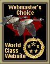 HindSight Fishing Charters World Class Website Award