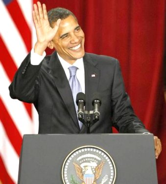 President Barack Obama Cairo Speech June 4, 2009 Google image from http://www.jordantimes.com/img/5500/5496.jpg