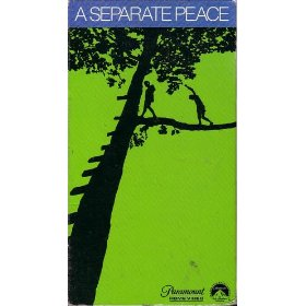 Separate Peace (1972) Starring: John Heyl, Parker Stevenson Director: Larry Peerce Rating: PG. Format: VHS
