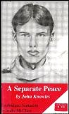 A Separate Peace - Story of Young Male Adolescent Rivalry and Relationships, John Knowles (Author), Spike McClure (Narrator) (5 Audio Cassettes/6.5 Hrs.)
