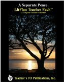 A Separate Peace LitPlan Teacher Pack (Print Copy) by Mary B. Collins