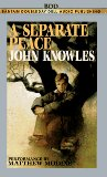 A Separate Peace [ABRIDGED] [AUDIOBOOK] (Audio Cassette) by John Knowles (Author), Matthew Modine (Reader)