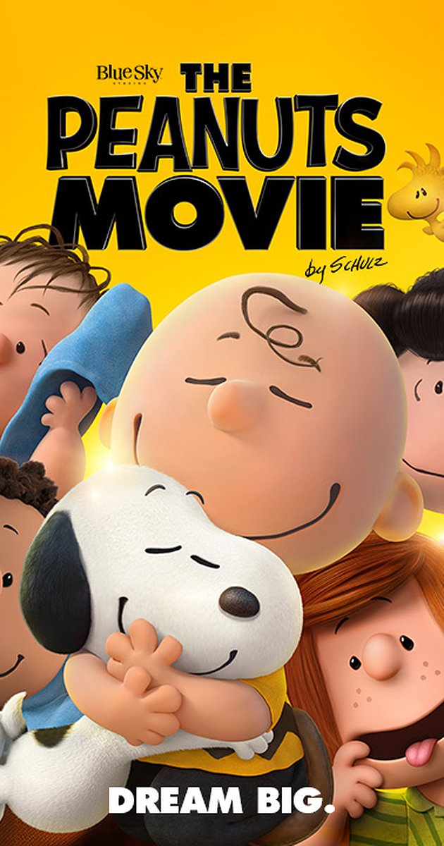 Peanuts Movie Movie Poster from http://www.imdb.com/title/tt2452042/