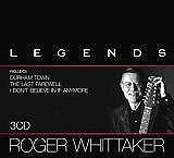 Legends by Roger Whittaker - 3 CDs